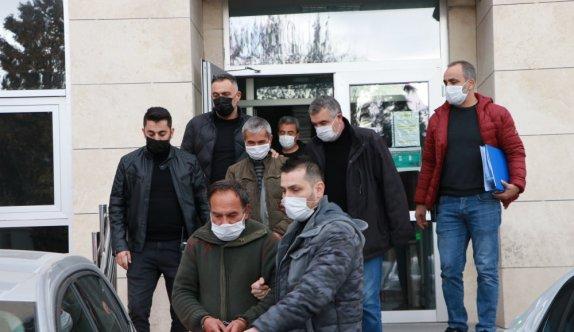 Kırklareli'nde düzenlenen fuhuş operasyonunda 2 şüpheli yakalandı