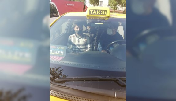 Kocaeli'de 5 düzensiz göçmen yakalandı