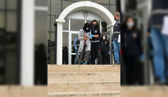 Kocaeli'de hırsızlık yaparken suçüstü yakalanan 3 kadın tutuklandı