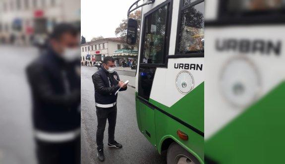 Kocaeli'de Kovid-19 tedbirlerine uymayan 228 kişiye para cezası