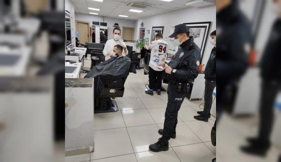 Kocaeli'de Kovid-19 tedbirlerine uymayan 358 kişiye para cezası