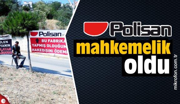 Murat Kök, Polisan'ı mahkemeye verdi
