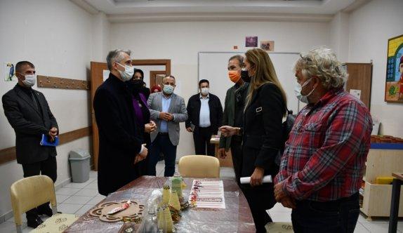 Sakarya'da özel öğrencilerin mesleki eğitimine uygun hizmet binası açılacak