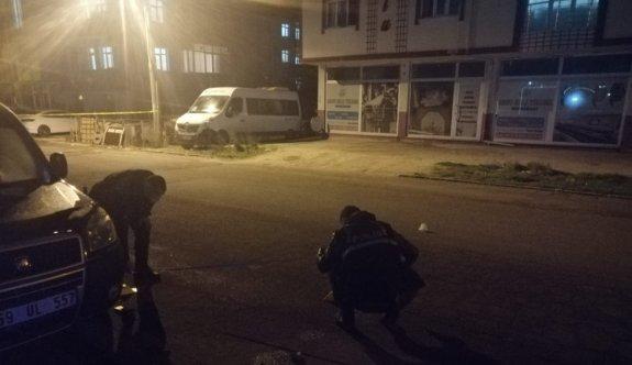 Tekirdağ'da bir kişi silahlı saldırı sonucu öldü