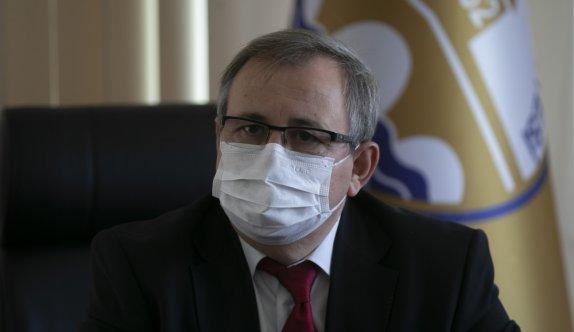 TÜ Rektörü Prof. Dr. Tabakoğlu: