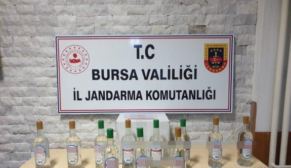 Bursa'da şüpheli ölümün ardından sahte içki operasyonu yapıldı