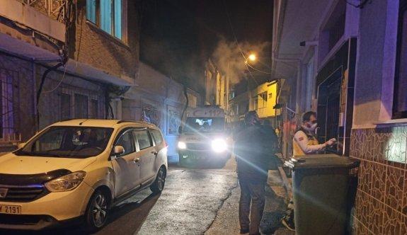 Bursa'daki bıçaklı kavgada iki kardeş yaralandı