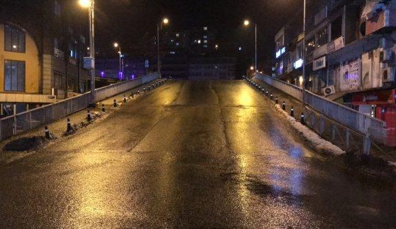 Doğu Marmara ve Batı Karadeniz'de sokaklar sakin