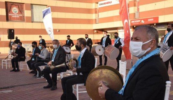 Edirne'de müzisyenler