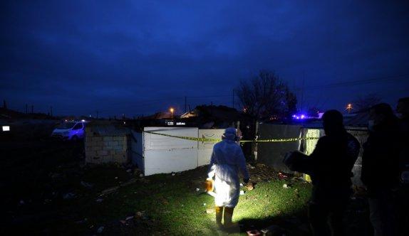 Kırklareli'nde evde çıkan yangında yaşlı kadın yaşamını yitirdi