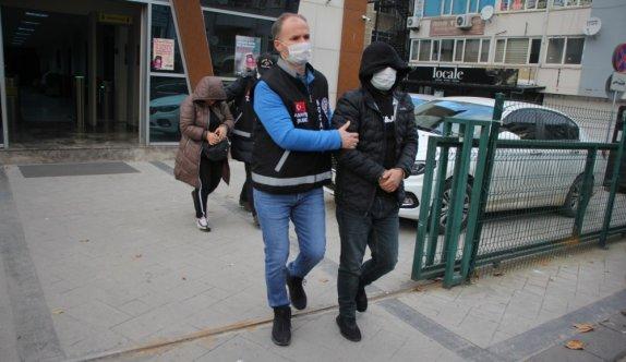 Kocaeli'de çalıştığı firmadan 2 milyon lira çaldığı iddia edilen şüpheli yakalandı