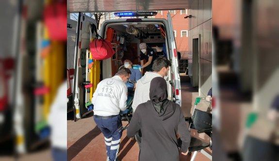 Kocaeli'de çiftlikte çıkan yangında 3 kişi yaralandı