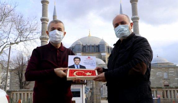 Ünlü Türk cerrahı Öz için Osmanlı'nın şifalı helvası