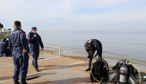 Yalova'da sandalla açıldığı denizde kaybolan kişi aranıyor