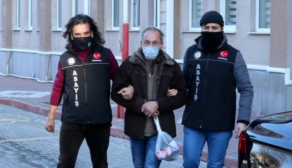 Antalya'da cezaevinden izinli çıkan tutuklu, Çanakkale'de otomobil çaldığı iddiasıyla yakalandı