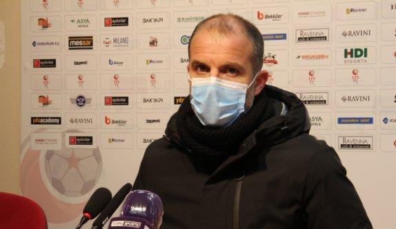 Balıkesirspor-Bursaspor maçının ardından