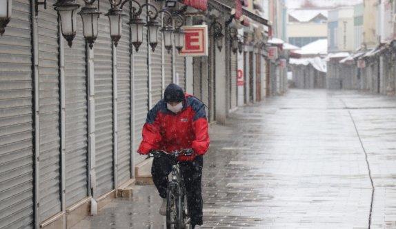 Doğu Marmara ve Batı Karadeniz'de sokağa çıkma kısıtlamasında sessizlik hakim