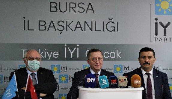 İYİ Parti Grup Başkanvekili Türkkan'dan gençlere