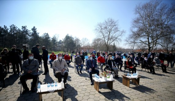 Kırklareli'nde taşkından etkilenen 239 aileye nakdi yardım yapıldı