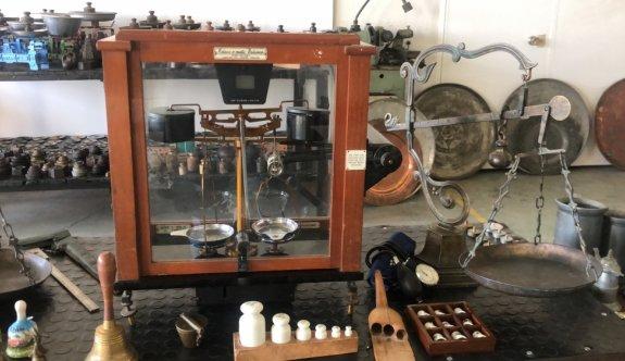 Tekirdağlı yedek parça üreticisi 40 yılda 10 binden fazla eski eşya topladı