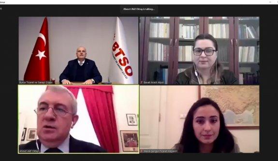 Türkiye'nin Budapeşte Büyükelçisi Oktay: