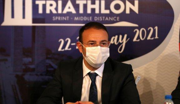 2021 Gelibolu Orta Mesafe Triatlon Türkiye Şampiyonası 22-23 Mayıs'ta gerçekleştirilecek