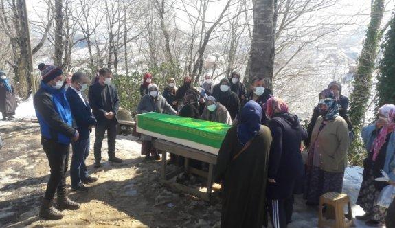 Bursa'daki zincirleme trafik kazasında yaşamını yitiren Gümüş'ün cenazesi Ordu'da defnedildi
