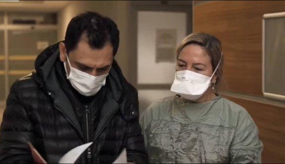 Edirne Valiliğinin 14 Mart Tıp Bayramı kapsamında hazırladığı klip ilgi gördü