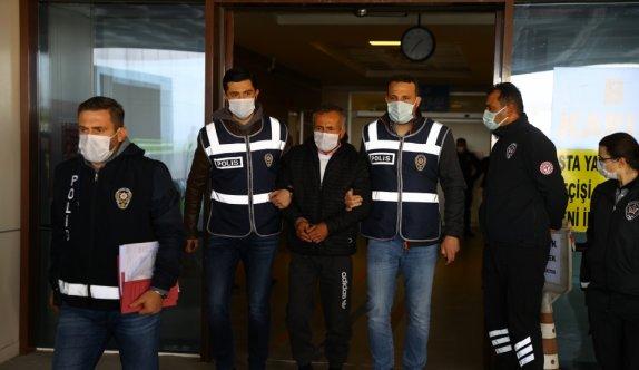 Edirne'de ev arkadaşını öldürdüğü iddia edilen cinayet zanlısı tutuklandı