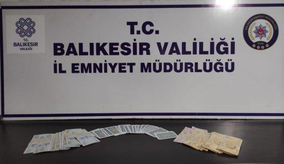 Eskişehir ve Balıkesir'de kumar oynayan 46 kişiye para cezası uygulandı