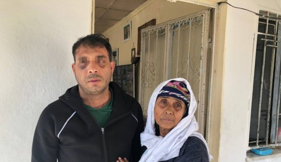 GÜNCELLEME 3 - Kocaeli'de işitme engelliyi darbetmesi sosyal medyaya yansıyan şüpheli gözaltına alındı