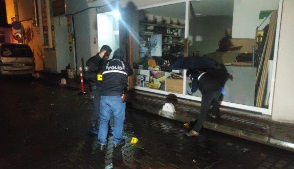 Kocaeli'de dernek lokaline pompalı tüfekle saldırı