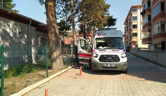 Sakarya'da kimyasal gazdan etkilenen ikisi polis 12 kişi hastaneye kaldırıldı