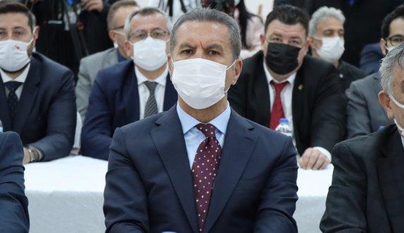 TDP Genel Başkanı Mustafa Sarıgül, Kırklareli'nde partililer ve gazetecilerle buluştu: