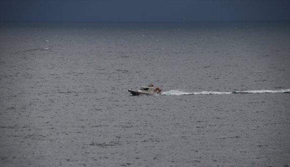 Tekirdağ'da denizde kaybolan balıkçıyı arama çalışması başlatıldı