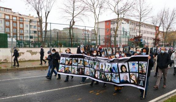Tekirdağ'daki tren kazası davasının 7'nci duruşması başladı