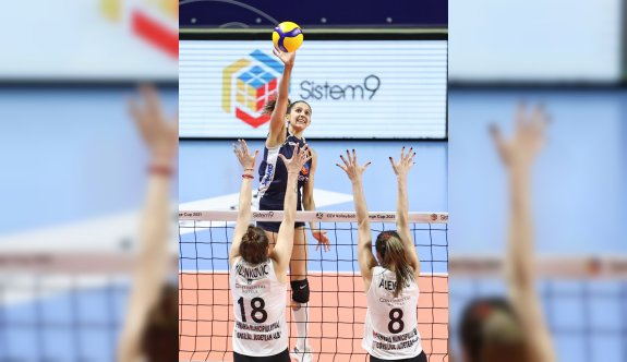 Voleybol: Kadınlar CEV Challenge Kupası finali