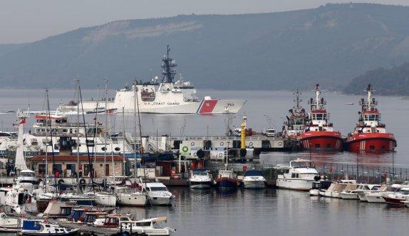 ABD sahil güvenlik gemisi