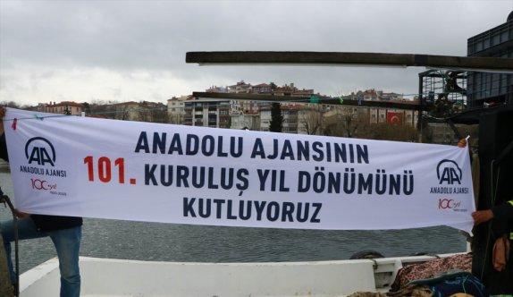 Anadolu Ajansı 101 yaşında