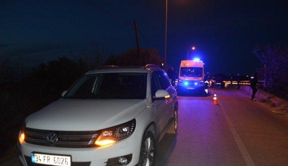 Balıkesir'de zincirleme trafik kazasında 1 kişi öldü