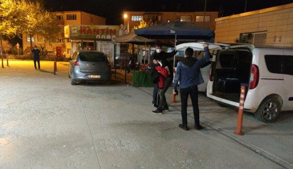 Bursa'da 10 ayrı suçtan aranan kişi Kovid-19 denetimlerinde yakalandı