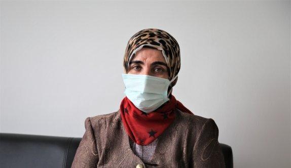 Diyarbakır annelerinden Türkan Mutlu terör örgütü PKK'ya tepki gösterdi:
