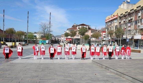 Doğu Marmara ve Batı Karadeniz'de 23 Nisan Ulusal Egemenlik ve Çocuk Bayramı kutlandı