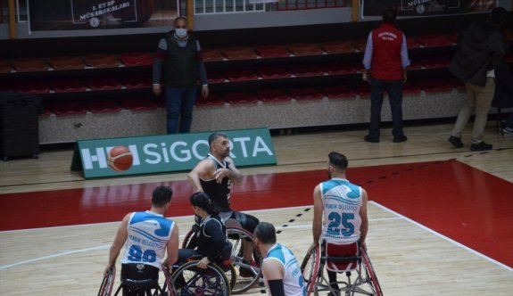 HDI Tekerlekli Sandalye Basketbol Süper Ligi