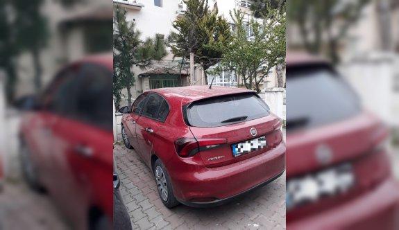 Kocaeli'de araç kiralama firmasından çalınan otomobil İstanbul'da bulundu