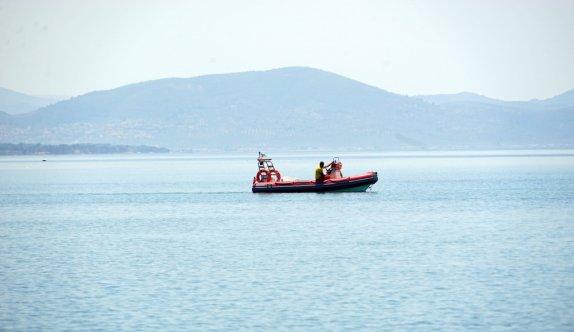 Balıkesir Edremit'te denizde kaybolan 84 yaşındaki vatandaşın cesedi bulundu