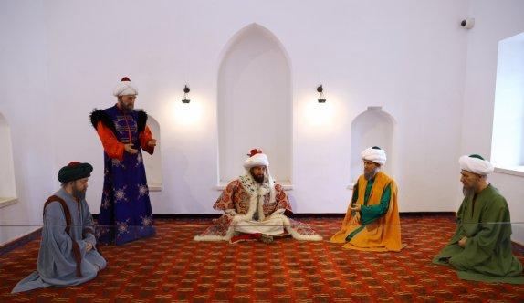 Edirne'de Fatih Sultan Mehmet Müzesi törenle açıldı