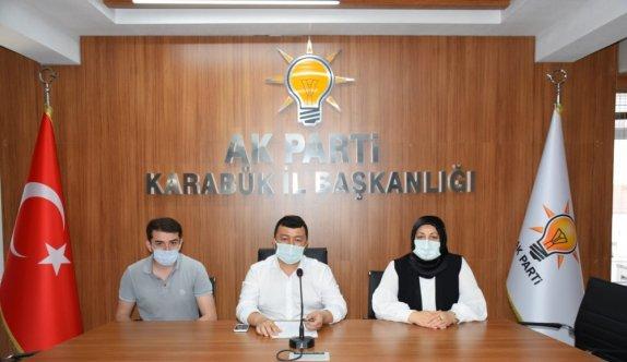 Sakarya, Kocaeli, Düzce, Zonguldak ve Karabük'te 27 Mayıs darbesi kınandı