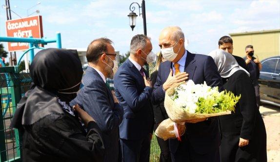 AK Parti Genel Başkanvekili Numan Kurtulmuş Tekirdağ'da gündemi değerlendirdi:  (1)