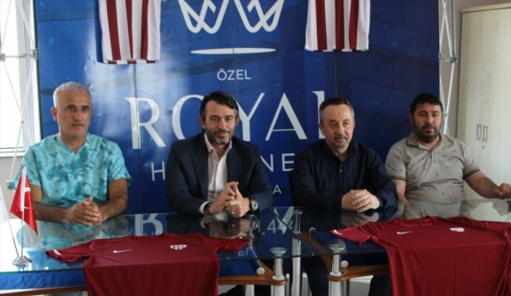 Bandırmaspor, Royal Hastanesi ile isim sponsorluğu sözleşmesini yeniledi